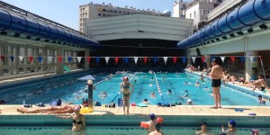 Tourisme hotel carina tour eiffel paris trocad ro for Piscine 50m paris